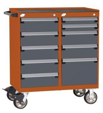 L line - Mobile Tool Cabinets (2)