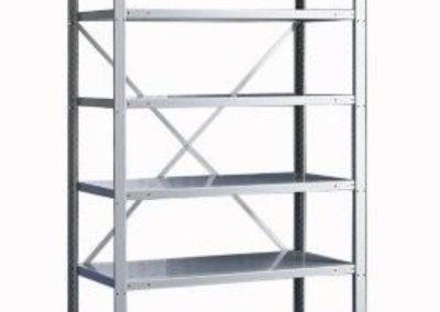 Structural Mezzanines/Storage platforms - Accurate Shelving